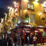 """The Temple Bar at Temple Bar, Dublin"" by Zki"