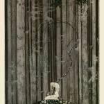 """A Little Green Patch by Kay Nielsen"" by animationarchive"