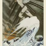 """The North Wind by Kay Nielsen"" by animationarchive"
