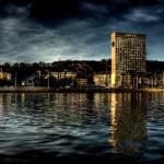 """""""Liège Luik Lüttich - HDR Dark"""" by OnayGencturk"""