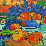 """NECTARINES & GRAPES"" by briansimons"