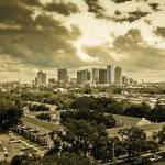 """Dramatic Downtown"" by CaesarLeonard"