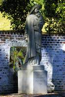 Our Lady of Mepkin Abbey Statue