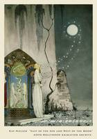 Pop! Out Flies the Moon by Kay Nielsen