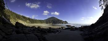 Oregon Coast Panoramic