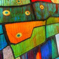 """Stained Glass "" by Timm Suess"