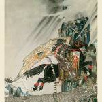 """The Horse Begged Him by Kay Nielsen"" by animationarchive"