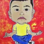 """""""buddah baby"""" by aurailieus"""
