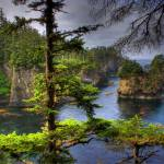"""0093 Cape Flattery"" by vincentlouis"