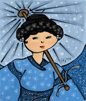Winter Geisha