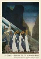 Pulling Up The Princesses by Kay Nielsen