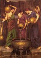 John William Waterhouse's The Danaides