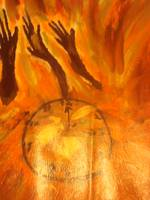 THE HANDS OF TIME PAINTING 2