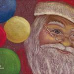 """Santa"" by EMBlairArtwork"
