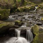 """Healey Dell waterfall 2"" by Waterbabies_Photography"
