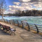"""Niagara Falls-Rapids"" by ArtGrrlProductions"