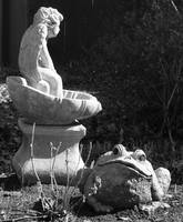 A Toad & A Cherub Sharing A Moment