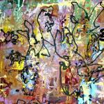 """Phonebook Flowers"" by LesaFisher-Artworks"