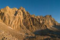 View From 99 Switchbacks, Mt. Whitney Trail