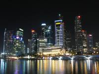 City by Night , Singapore (classic series)