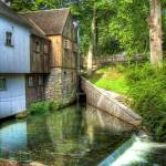 """Grist Mill, Plymouth, MA"" by ArtGrrlProductions"