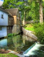 Grist Mill, Plymouth, MA