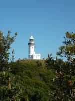 The Cape Byron Lighthouse