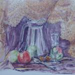 """""""Still life with apples"""" by rita77"""