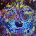 """CAROLINA WOLF"" by kathymbrady"