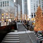 """christmas tree in chicago"" by kcaston"