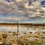 """Bradwell On Sea mud flats"" by Andreas-photography"