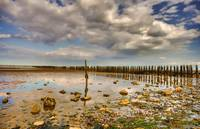 Bradwell On Sea mud flats