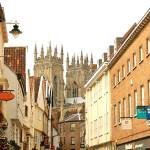"""York Minster in the distance"" by Hassmaster"