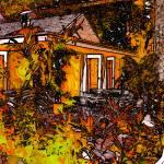 """Old House"" by EnjoyART"