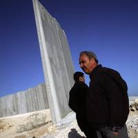 Israel's Security Barrier in the West Bank