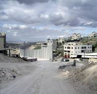 Israel's Security Barrier in the West Bank 02