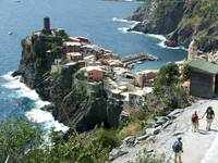 Vernazza tower