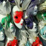 """Venetian Mask Collection"" by millsware"