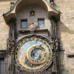 """Astronomical Clock"" by AvisNoelleDesigns"