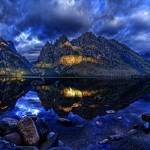 """Jenny Lake ""HDR MAX"""" by thewindypixel"