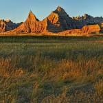 """""""Sunset on the Badlands"""" by thewindypixel"""