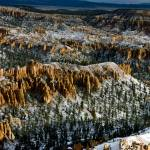 """Snow Dusted Hoodoos"" by ToddMortonPhotography"