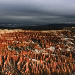 """Bryce Storm Front Hoodoos"" by ToddMortonPhotography"