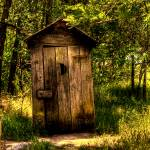 """Columbia_Outhouse"" by earthlyimages"