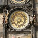 """Astronomical Clock close-up"" by AvisNoelleDesigns"