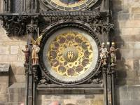 Astronomical Clock close-up