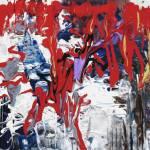 """Cliff Dive"" by LesaFisher-Artworks"