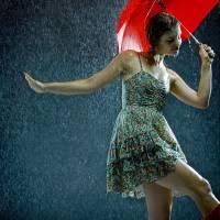 Weather - Rain Art Prints & Posters by David Thomas
