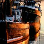 """""""Morning Glory Boats"""" by PJPHOTO"""