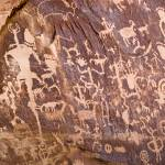 """Newspaper Rock Petroglyphs"" by ToddMortonPhotography"